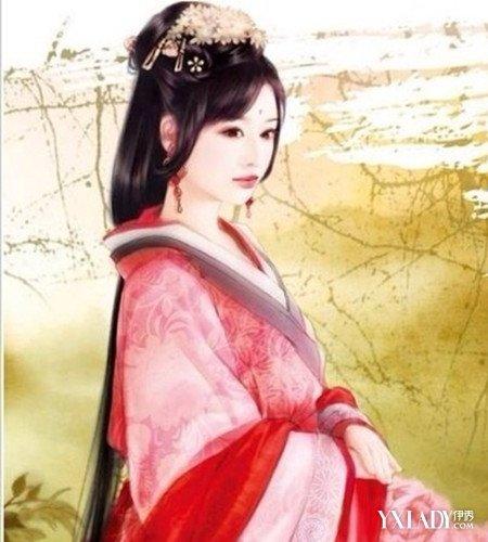 求古代言情描写女子外貌与衣着的片段-言情里描写图片