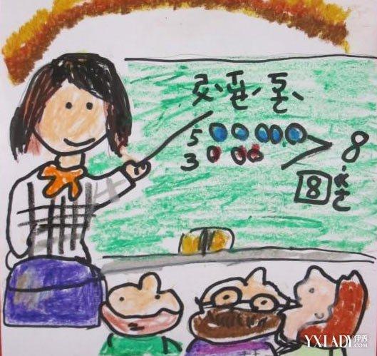 【图】感恩老师的画图片大全 细数那些感恩老师的话语