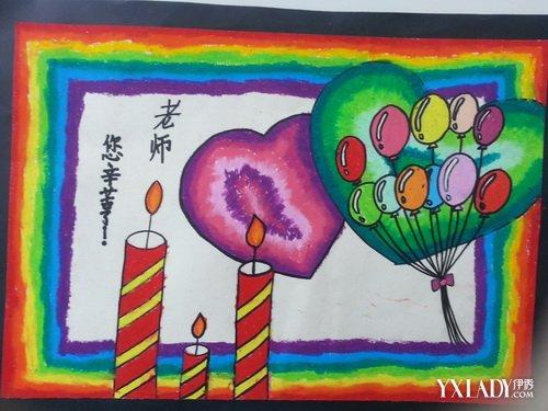 感恩老师的画图片大全 细数那些感恩老师的话语图片