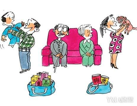 父母总是说子女不孝顺没良心,要怎么做.