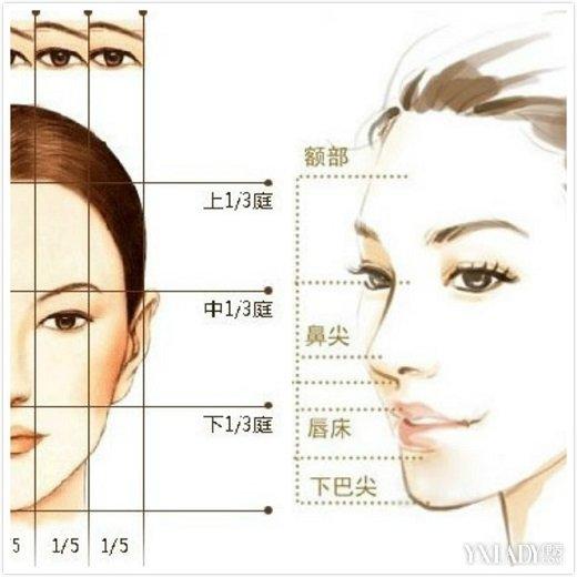 【图】什么样的侧脸最迷人?女生侧脸好看的五