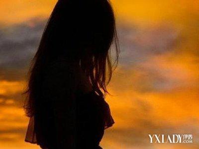 孤独女生背影图片欣赏 生活的孤独你知道吗图片