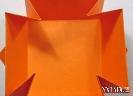手工礼物盒怎么做 分享两种精美的盒子折纸图片