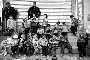北京 杨杰/无资质幼儿园被村委会关停两百打工子弟无着落...