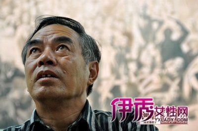徐悲鸿7千万油画质疑者称只为还原艺术真实 -陈承齐图片