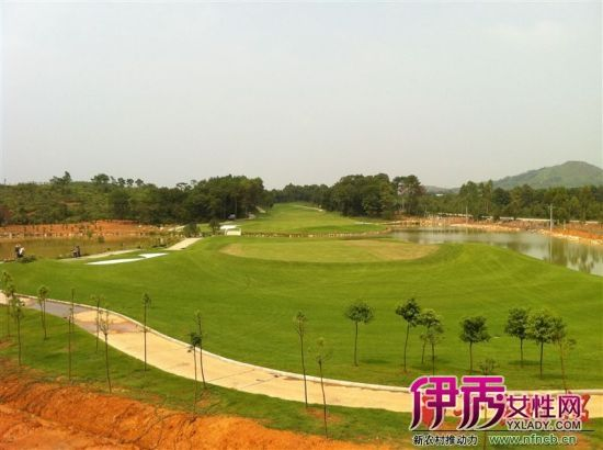 高尔夫球场借训练基地之名兴建 叫停后仍营业