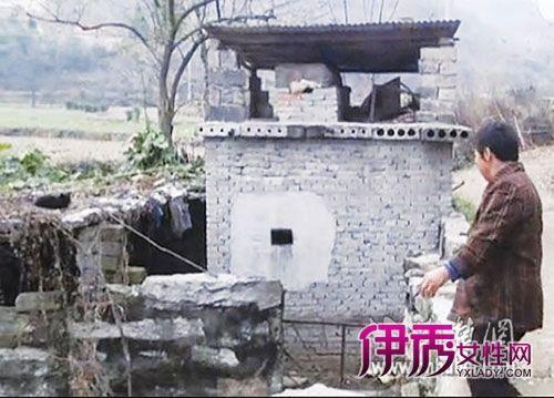 女子建不足5平方米碉堡关精神病儿子(图)_社会