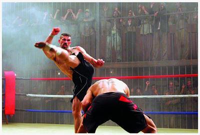 李小龙美国打黑市拳