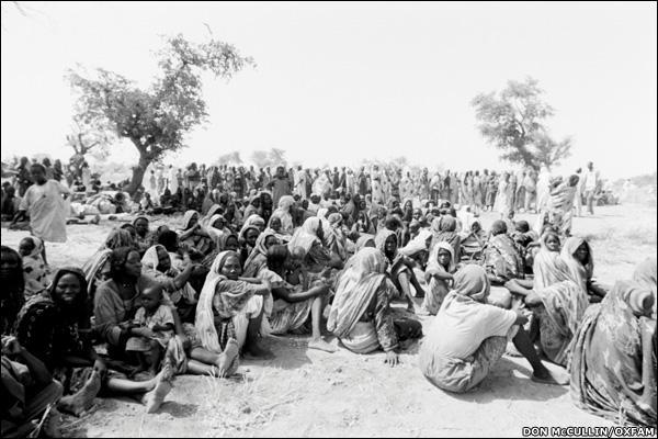 非洲难民儿童图片_非洲难民