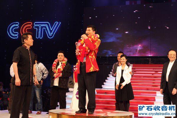 《我是大明星》总决赛:张伟宏霸气夺冠!