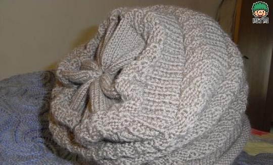 毛线帽子编织花样_毛线帽子的织法