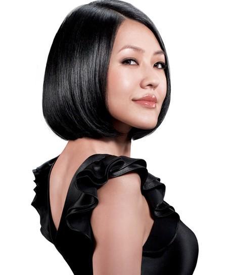 央视女主持人发型图片(2)_发型设计