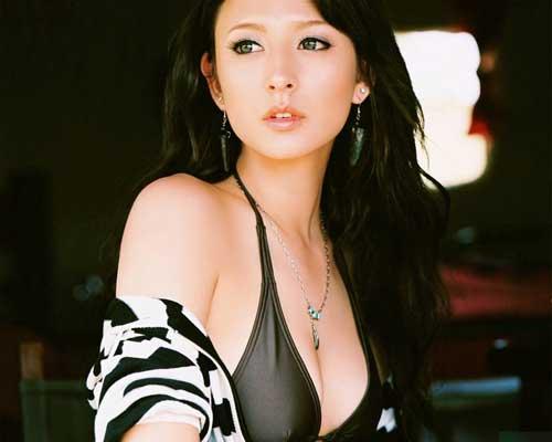 日本混血美女 混血美女