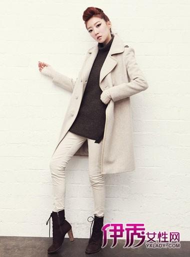 冬季长裤搭配