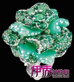 Dior 玫瑰高级珠宝系列