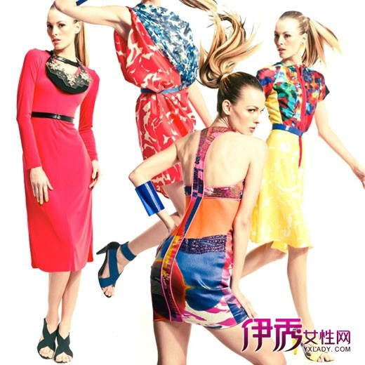 2012春夏欧美范新款女装