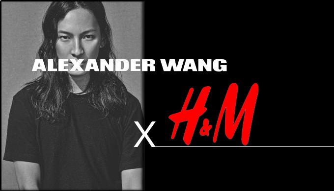 H&M宣布和Alexander Wang推出合作系列