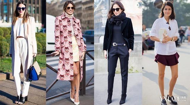 11个穿搭示范 让你瞬间变身气质美少女_欧美街拍