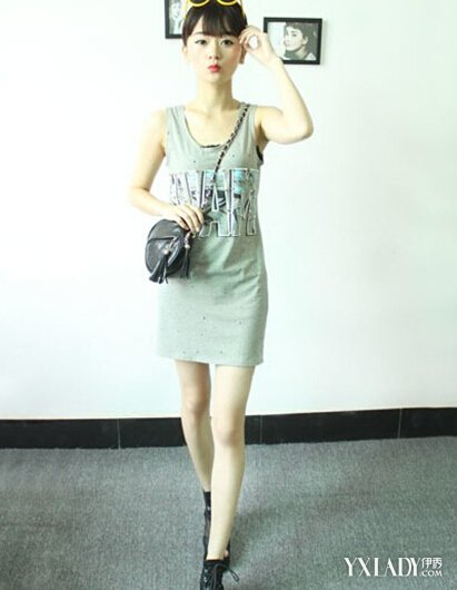 矮个女生夏季服装搭配图片欣赏 搭出时尚潮流范儿