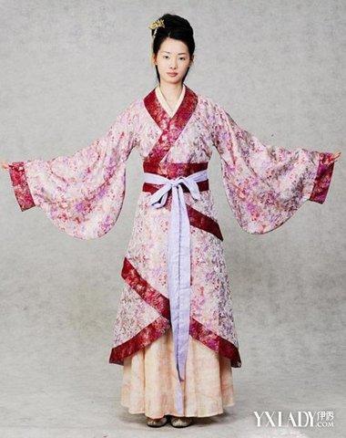 古代服饰图片介绍 展现不同时代的独特服饰风情图片