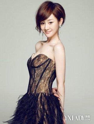 """张檬穿裙子图片欣赏老公力证张檬非""""小三"""""""