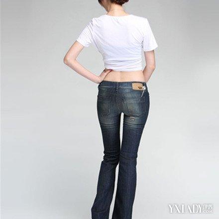 景甜紧身裤牛仔裤与牛仔裤比较教你如何搭配衣裤?