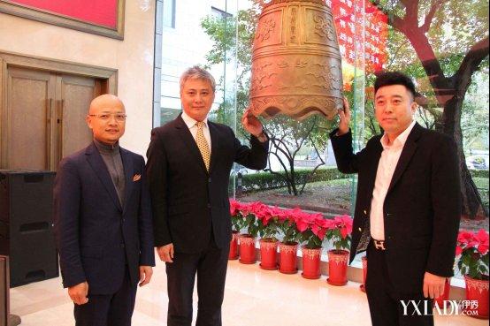长宁钻石挂牌上市敲钟仪式在北京隆重举行