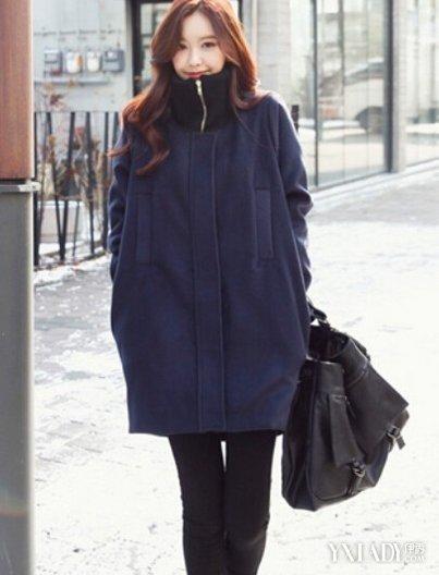 米色短款风衣搭配图片_藏青色风衣搭配图 藏青色呢子外套里面怎么搭配图片 - 百度