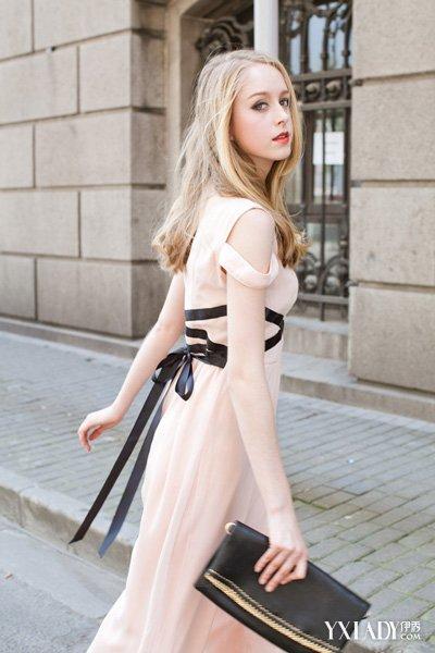 雪纺连衣裙夏装