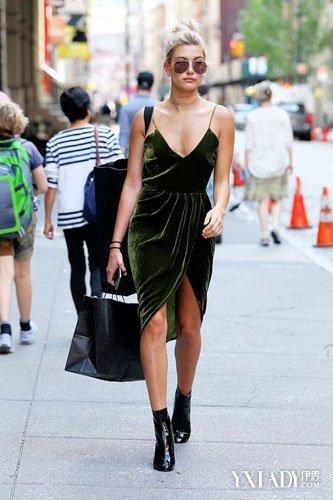 丝绒|外套|连衣裙