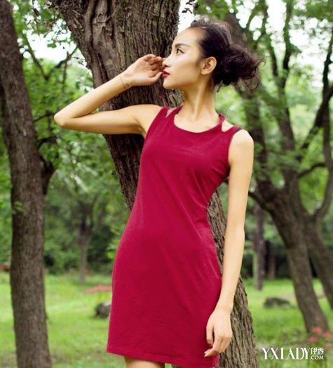 【图】针织裙可以改短吗 短裙该如何搭配_针织