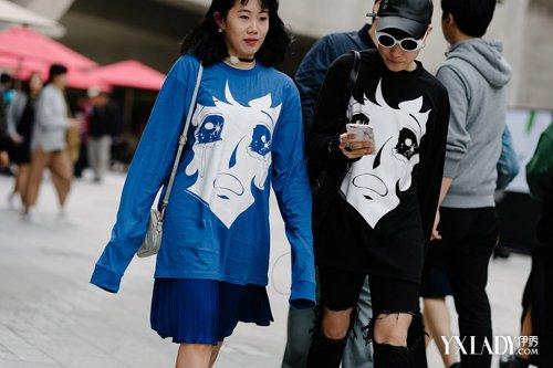 韩国首尔时装周  T台外的时尚展_首尔时装周2017
