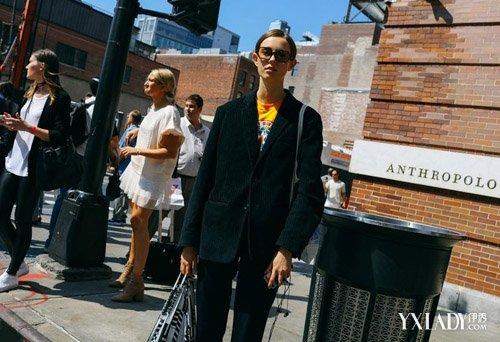 时装周|服饰搭配|街拍