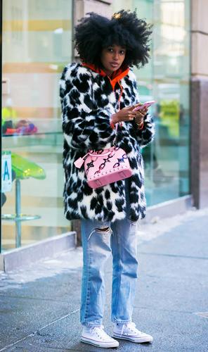 【图】这些混搭时尚你看得懂吗