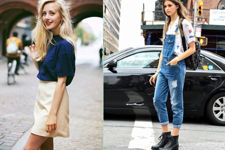 【图】最新欧美街拍女时尚大图时尚搭配美翻天