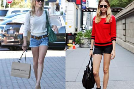 【图】热裤街拍介绍这样穿才最舒适