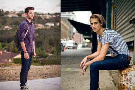 【图】欧美街拍牛仔裤经典不败全民迎接牛仔裤的夏天