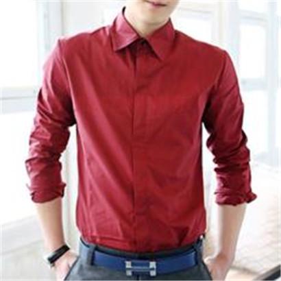 酒红衬衣配什么领带 完美才最有品味