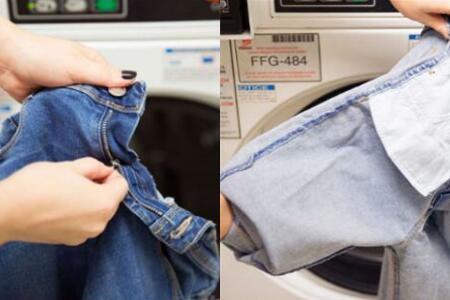 牛仔裤怎么洗才正确 3种方法轻松搞定