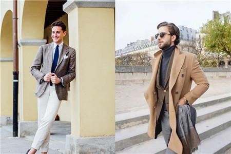 商务西装搭配技巧 学会这些然你既正式又时尚