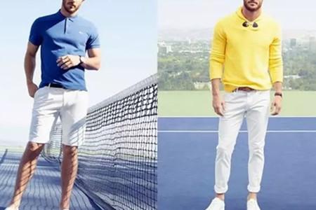 穿衣搭配男士风格 时尚简单充满青春气息