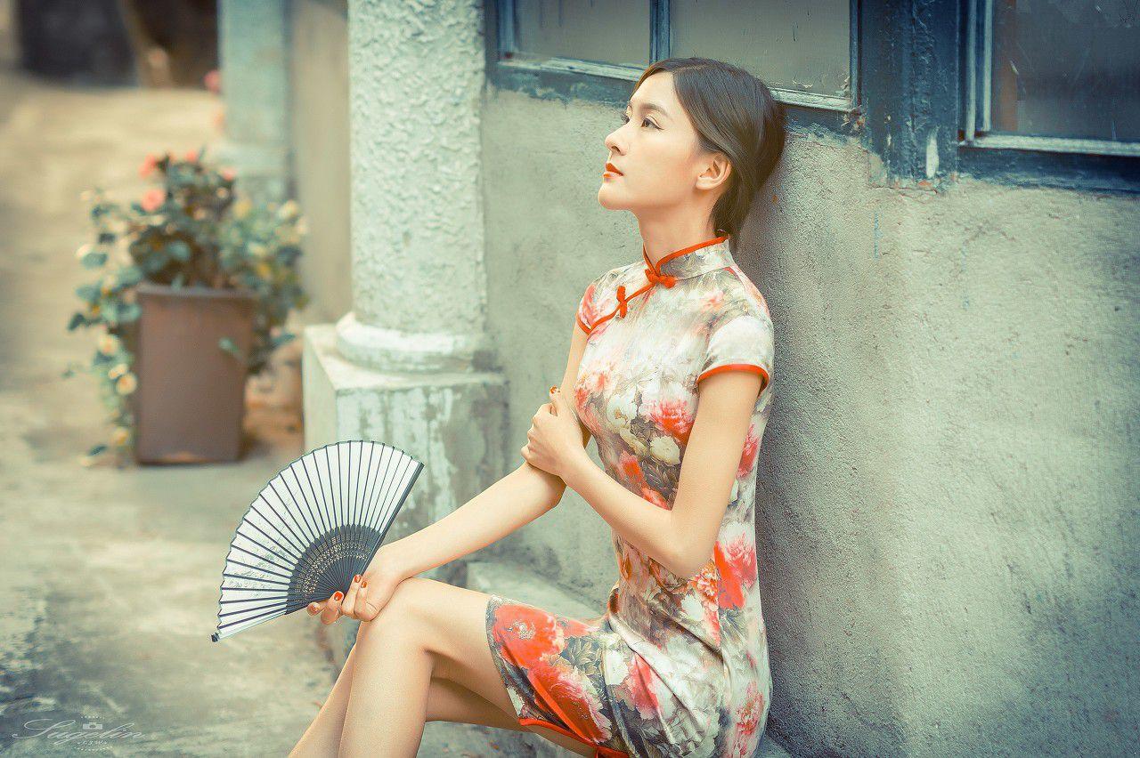 什么身材适合穿旗袍,穿上身便是摇曳生姿图片