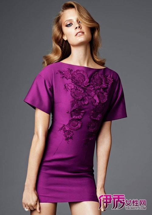 【图】h&m副线品牌推出全新晚装礼服系列