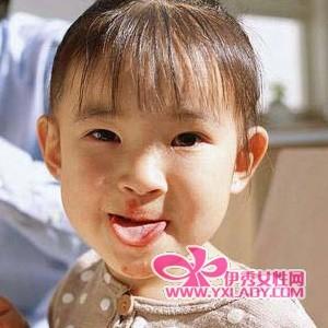 学婴儿式简单舌头操