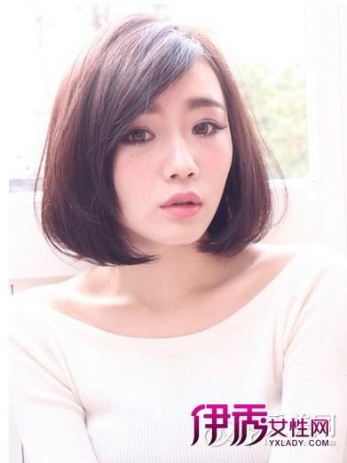 女生染发发型图片更显年轻魅力图片