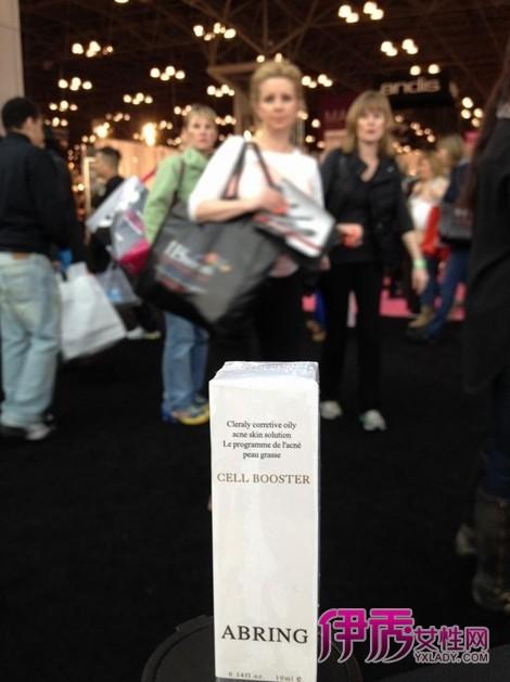2014年IBS美容展会上的黑马――ABRING蕴蜜