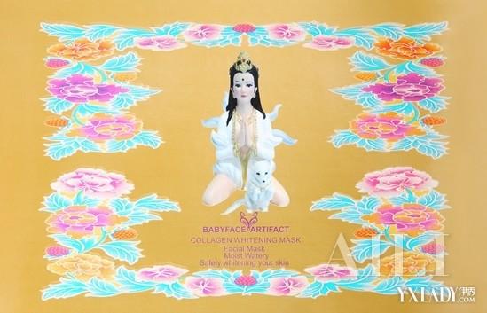 泰国面膜――小唯金箔蚕丝面膜肌肤极致美白