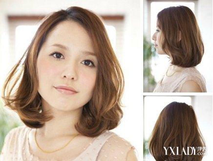 短发发型图片2015女