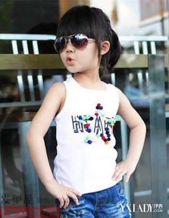 小女孩发型Style 4-五岁女孩发型图片 4种女孩发型轻松教会你