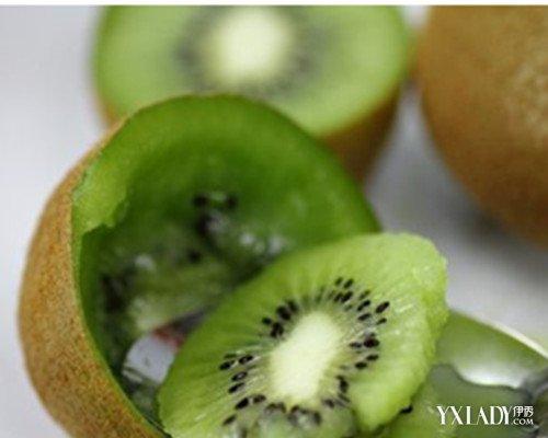 怎么吃奇异果美白 祛斑、排毒、抗衰老